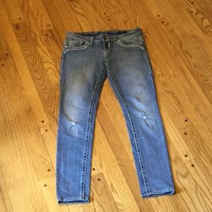 VIGOSS THE NEW YORK SKINNY JEANS 9/10 r